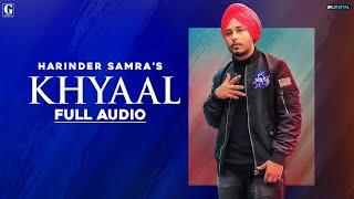 Khyaal – Harinder Samra