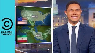 Why Is Iran So Mad At America? | The Daily Show With Trevor Noah