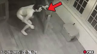 5 UNSOLVED Mysteries Caught On CCTV Camera That Cannot Be Explained...