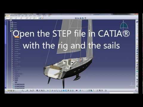 RigEdge-CATIA preliminary rig design