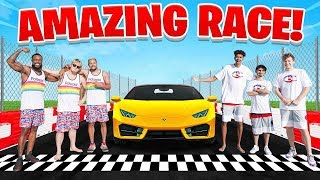 2HYPE AMAZING RACE CHALLENGE!