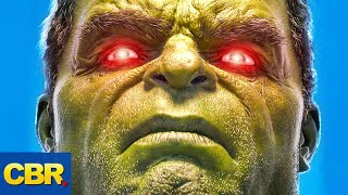 Marvel Is Making The Hulk Movie You've Been Waiting For