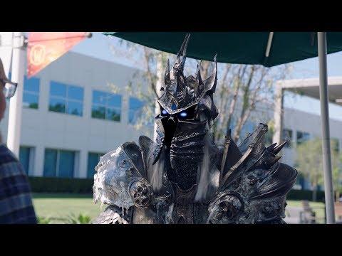 Le roi-liche chez Blizzard (2e partie) - YouTube