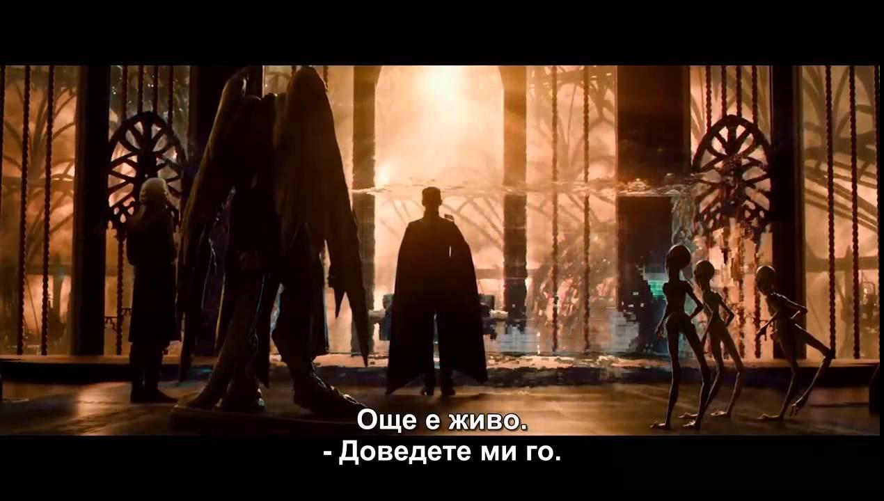 Пътят на Юпитер (2015) Трейлър