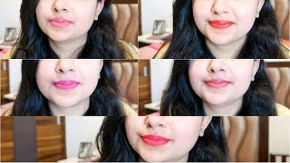 Best Liquid Lipstick for Dry and Chapped Lips in India (HINDI)