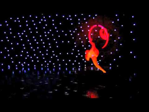 Blush Showcase 2015 - Vicky & Tanya  Aerial Hoop Doubles