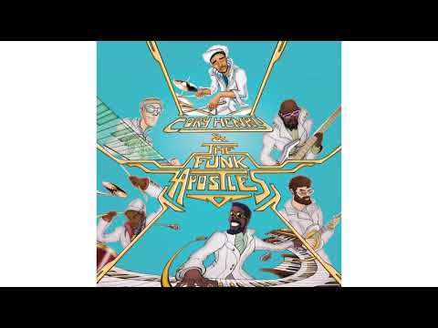 Cory Henry & the Funk Apostles live at Paradiso Amsterdam 9-nov-2017 (audio only)
