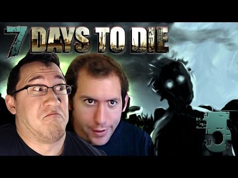 CAN WE SURVIVE?   7 Days To Die #5 - Smashpipe Games