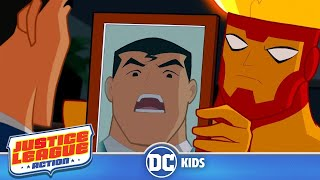 Justice League Action   Super Memory Loss   DC Kids