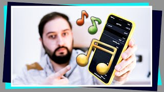 الطريقة الجديدة لتغيير نغمة الأيفون | بدون كمبيوتر | وكيفية حذفها