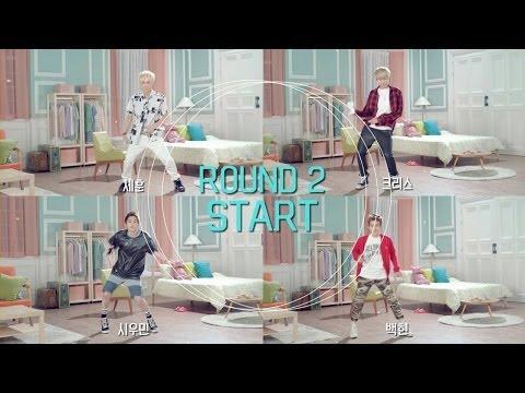 [놀면된다 SKT 눝] 최고의 눝 댄서를 뽑자! - EXO vs. EXO 댄스배틀 Round 2 (세훈/크리스/시우민/백현)