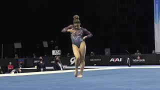 Laurie Hernandez – Floor Exercise – 2021 Winter Cup - Senior Women
