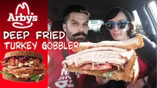 Arby's Deep Fried Turkey Gobbler REVIEW - Health Update