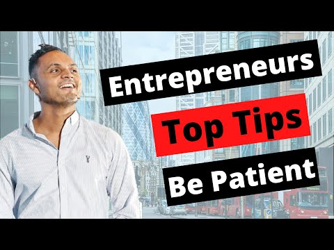 Every entrepreneur MUST watch this (BE PATIENT)