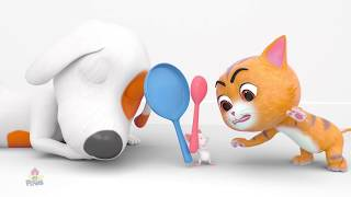 Kids Shows | Paw Paws Cartoon | Funny Videos for Children