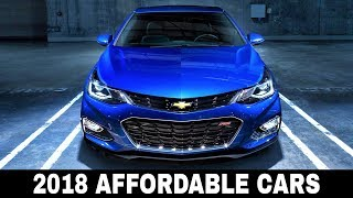 10 Most Affordable New Cars for Students and Beginner Drivers (2018 Buyer's Guide)