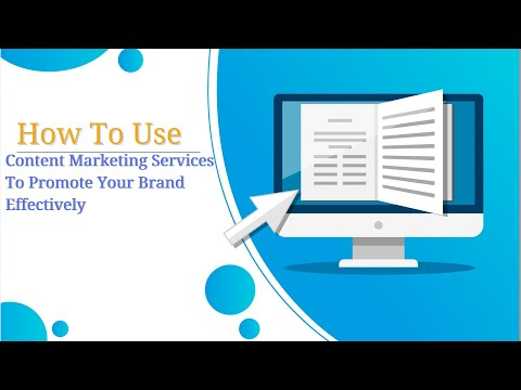How to Promote Your Brand By Hiring Full Time Content Marketing Service