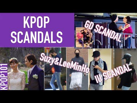 KPOP Scandals   Kasper(캐스퍼)   Kpop101    Wishtrend