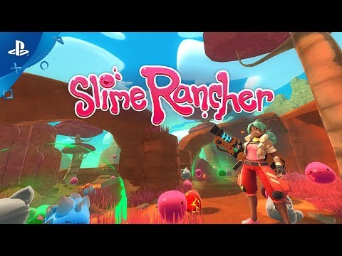 Slime Rancher Trailer