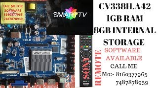 Part1 How to Installation CV338H-A42 Android Smart Board