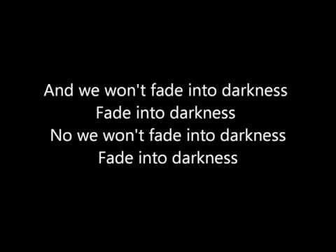 Avicii - Fade into darkness [Lyrics/HD]