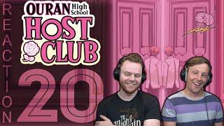 SOS Bros React - Ouran High School Host Club Episode 20 - Twin's Backstory!