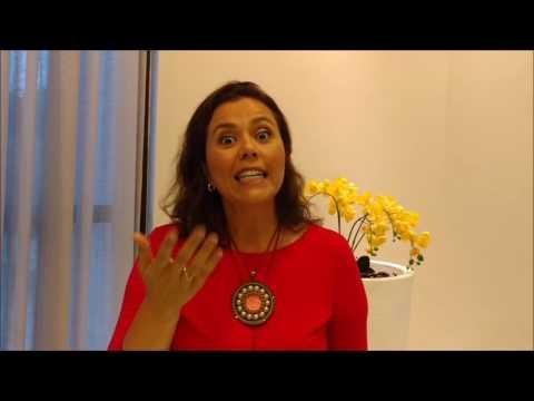 1° CONVIVERH - Palestrante: Mônica Accioly