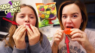 YouTubers TRY THE VIRAL TIK TOK JELLY CANDY DRINK!!