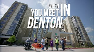 Think Denton for your next meeting