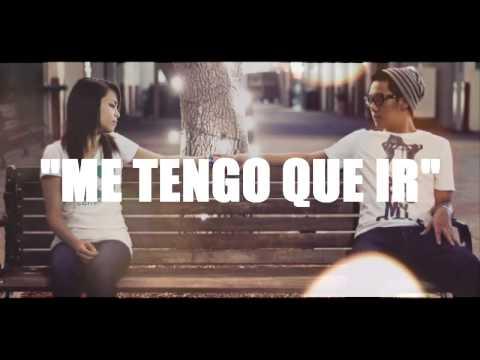 Me tengo que ir - Rap Romantico 2014 / McAlexiz Garcia Ft Shory loera