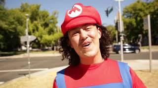 Mario & Link