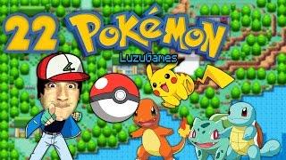CAMINO A LA LIGA - Pokemon #22 - [LuzuGames]