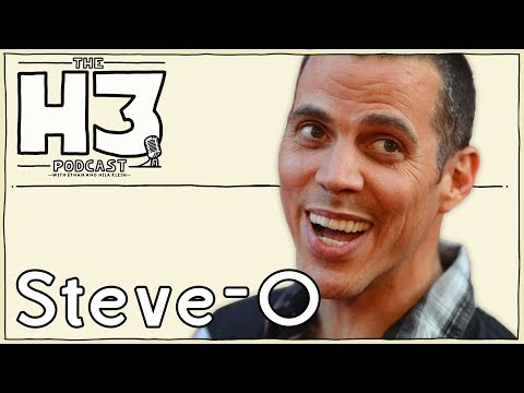 H3 Podcast #12 - Steve-O
