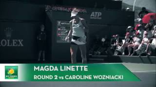 Shot Of The Day: Magda Linette