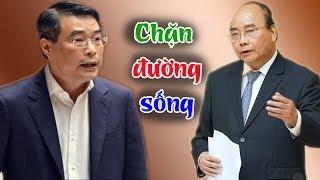 Thống đốc ngân hàng Lê Minh Hưng muốn chặn đường sống của cha con Phúc nghẹo