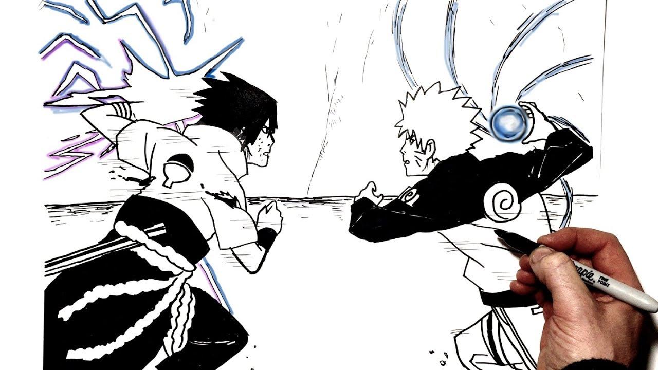 Orochimaru And Sasuke Wallpaper Chidori