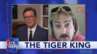 """Tiger King"" Joe Exotic Speaks Out From Jail"