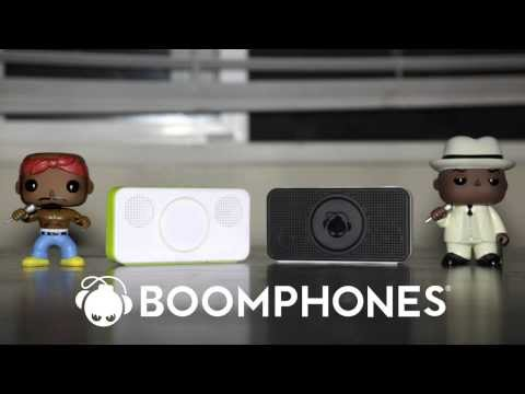 Biggie  & 2pac Rap battle (Boomphones PocketSpeaker)