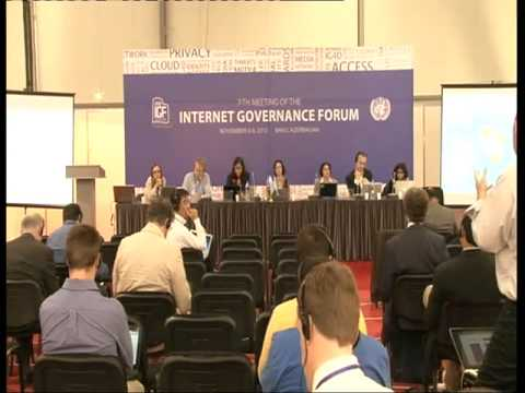 IGF 2012 WS: Who is following me: Tracking the Trackers