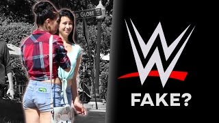 WWE Is Fake?! It's Still Real To Me Dammit!
