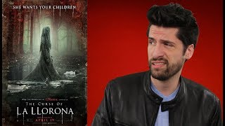 The Curse of La Llorona - Movie Review