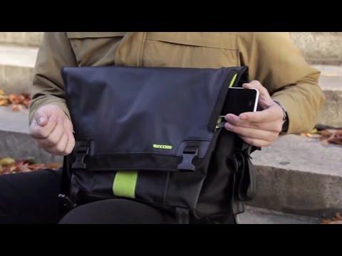 Range Messenger Bag - Form Report