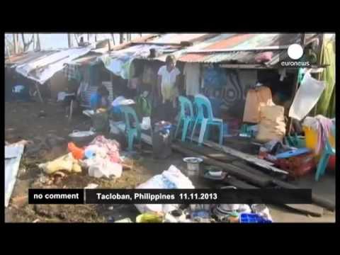 Тайфунът Хаян взе хиляди жертви във Филипините