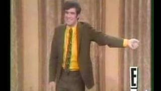 Steve Martin performs magic