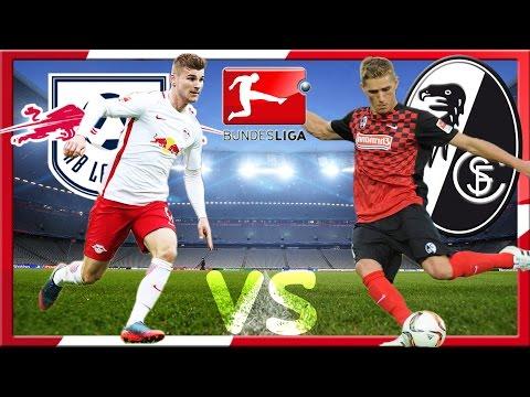 RB Leipzig vs Freiburg