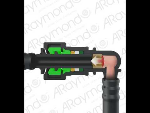 ARaymond One way valve Umbrella valve Quick Connector