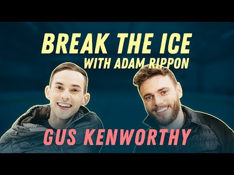Is Gus Kenworthy Going Back to the Olympics? | Break The Ice with Adam Rippon