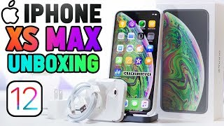 iPhone XS Max: Unboxing and Review! (Hands-On)