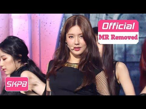 [MR Removed] (G)I-DLE - HANN, (여자)아이들 - 한_180817 (K)