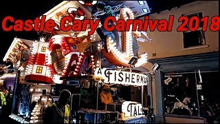 Castle Cary Carnival 2018
